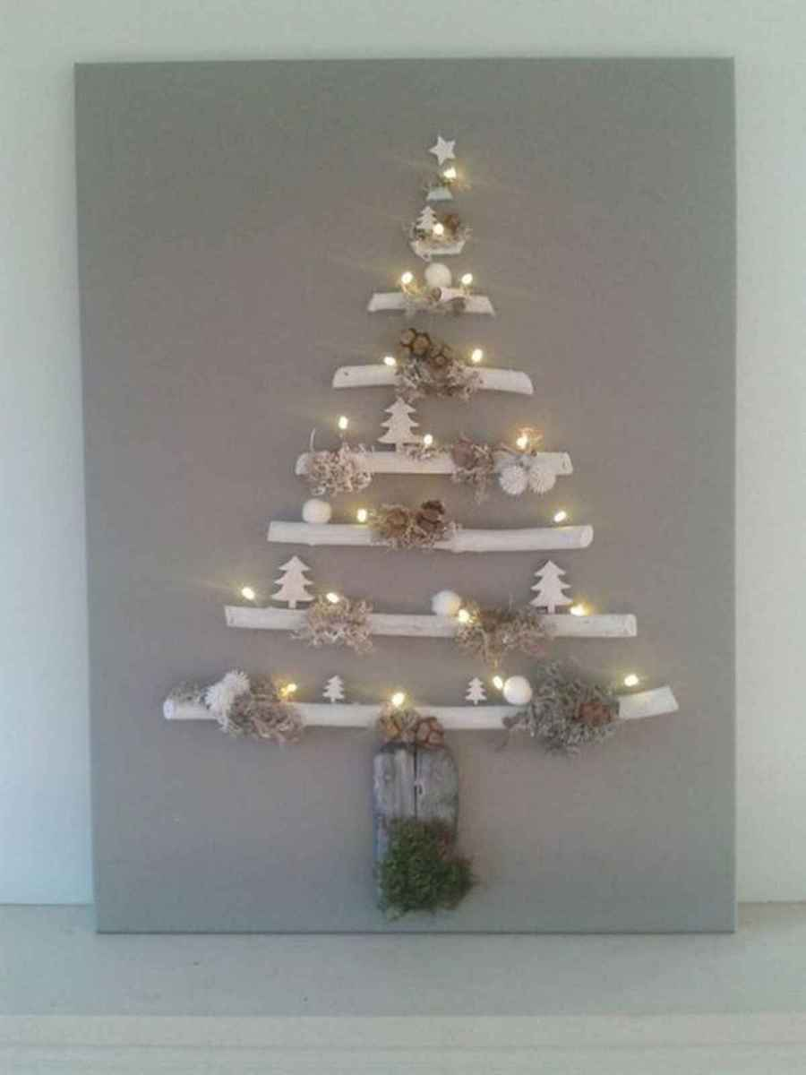 70 Awesome Christmas Lights Apartment Decorating Ideas And Makeover (16)