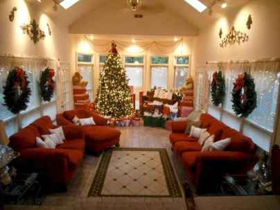 70 Awesome Christmas Lights Apartment Decorating Ideas And Makeover (17)