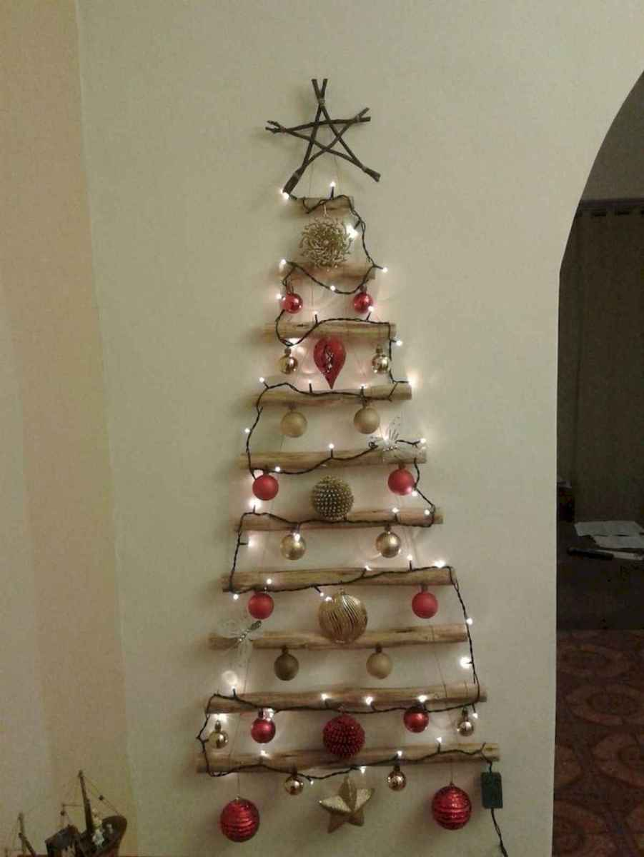 70 Awesome Christmas Lights Apartment Decorating Ideas And Makeover (18)