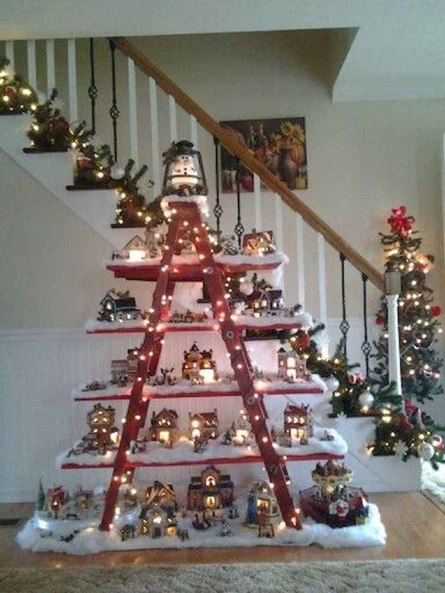 70 Awesome Christmas Lights Apartment Decorating Ideas And Makeover (19)