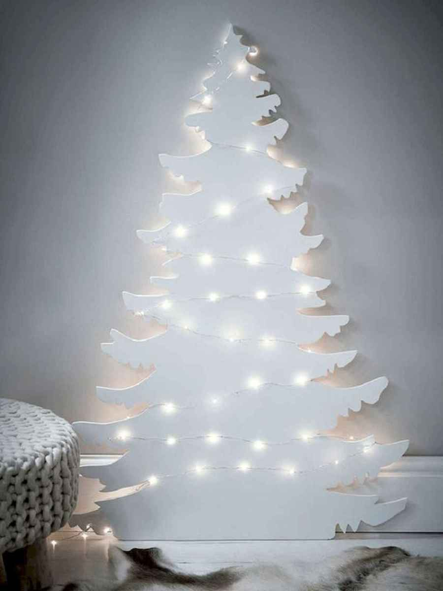 70 Awesome Christmas Lights Apartment Decorating Ideas And Makeover (26)