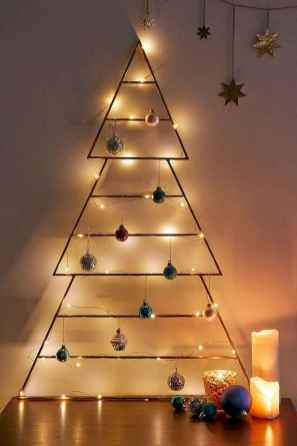 70 Awesome Christmas Lights Apartment Decorating Ideas And Makeover (30)