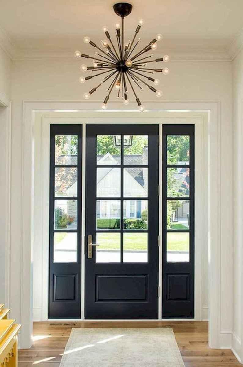 70 Best Modern Farmhouse Front Door Entrance Design Ideas (11)