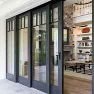 70 Best Modern Farmhouse Front Door Entrance Design Ideas (24)