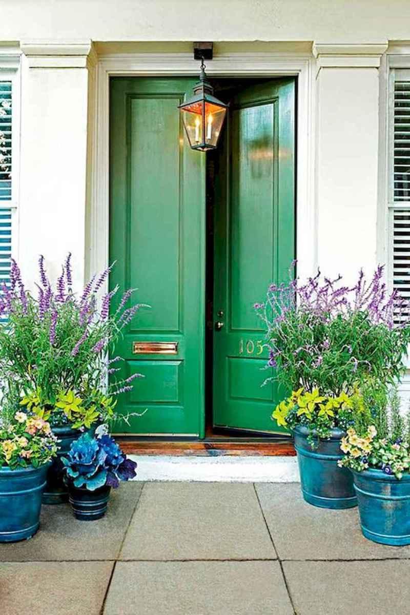 70 Best Modern Farmhouse Front Door Entrance Design Ideas (4)