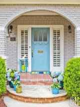 70 Best Modern Farmhouse Front Door Entrance Design Ideas (54)