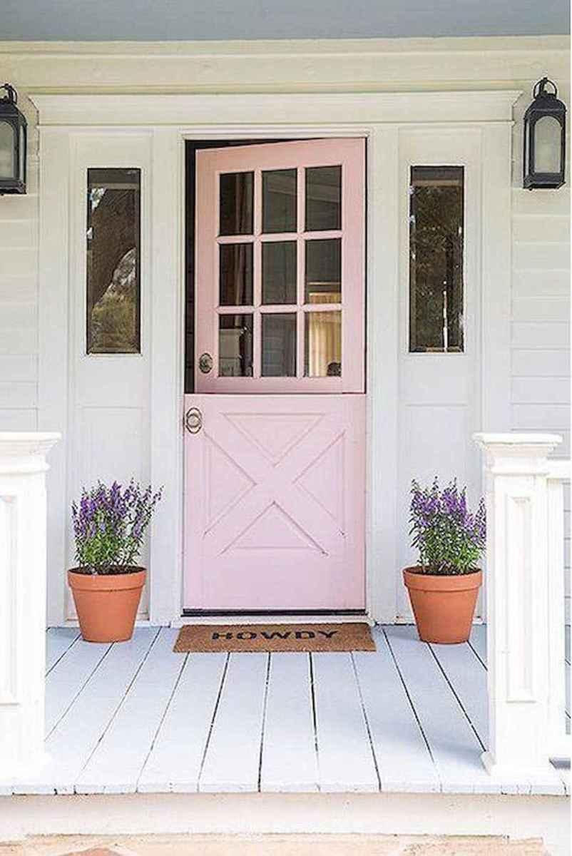 70 Best Modern Farmhouse Front Door Entrance Design Ideas (66)