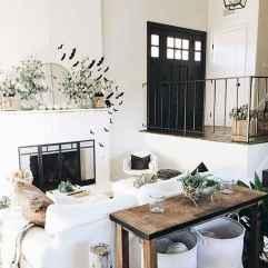 70 Elegant Modern Farmhouse Living Room Decor Ideas And Makeover (38)