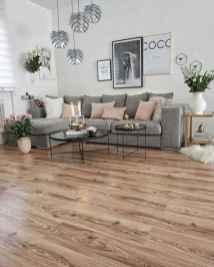 70 Elegant Modern Farmhouse Living Room Decor Ideas And Makeover (45)