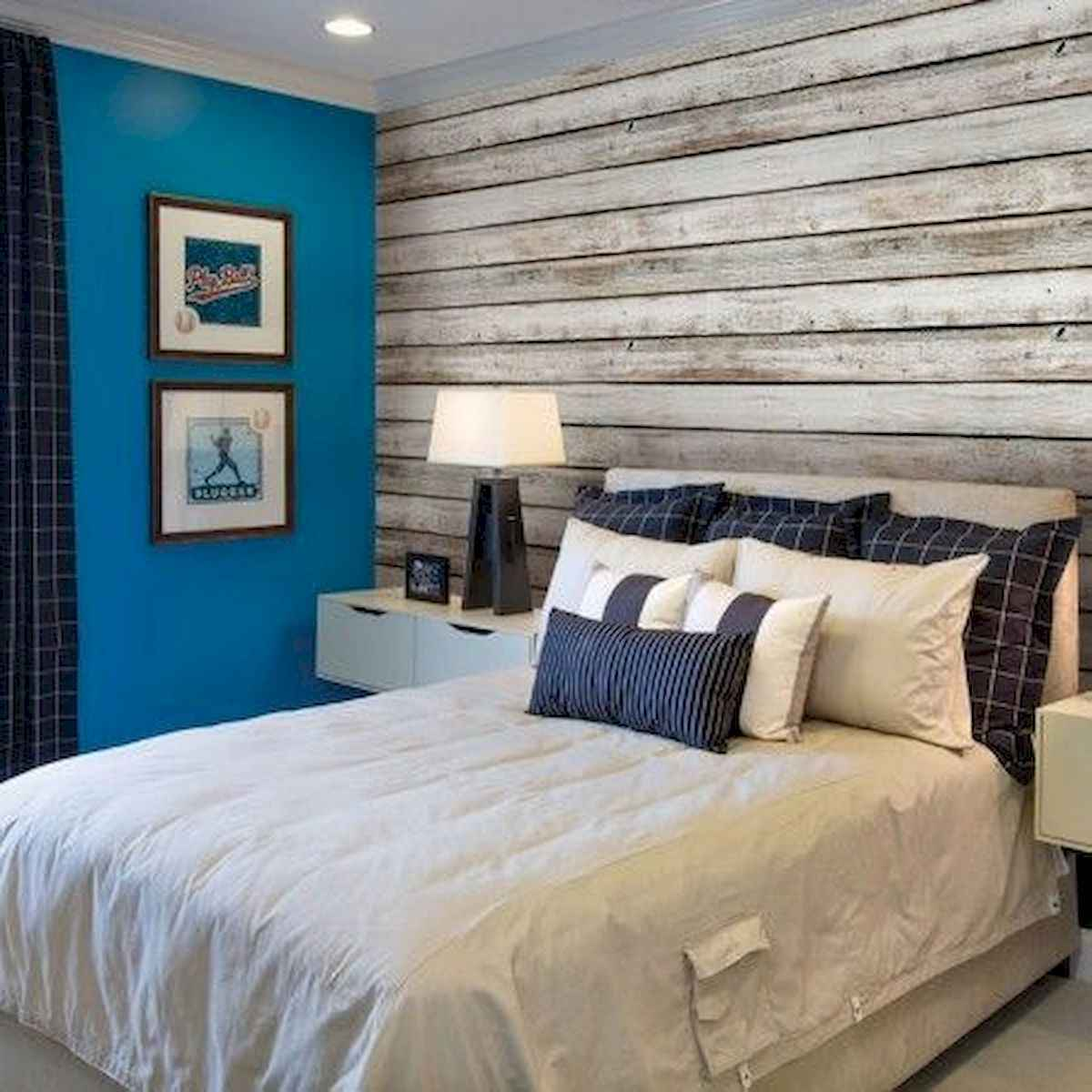 70 Farmhouse Wall Paneling Design Ideas For Living Room, Bathroom, Kitchen And Bedroom (1)