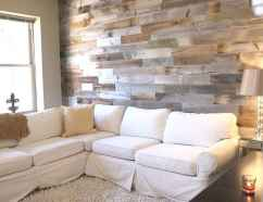 70 Farmhouse Wall Paneling Design Ideas For Living Room, Bathroom, Kitchen And Bedroom (21)