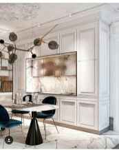 70 Farmhouse Wall Paneling Design Ideas For Living Room, Bathroom, Kitchen And Bedroom (28)