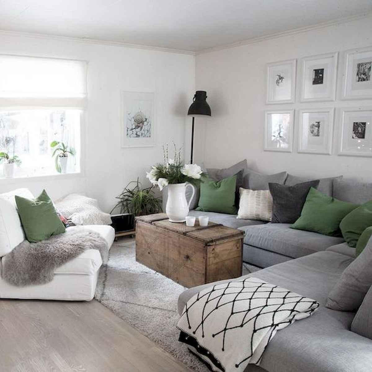 80 Elegant Furniture For Modern Farmhouse Living Room Decor Ideas (19)
