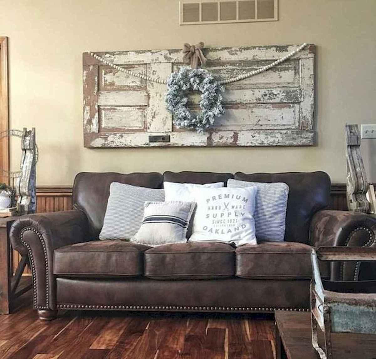 80 Elegant Furniture For Modern Farmhouse Living Room Decor Ideas (36)