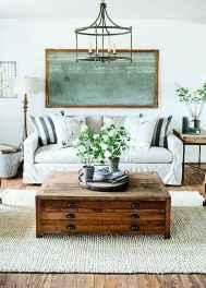 80 Elegant Furniture For Modern Farmhouse Living Room Decor Ideas (50)