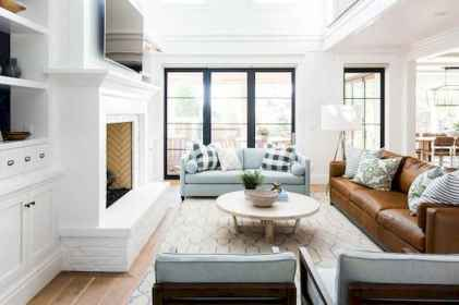 80 Elegant Furniture For Modern Farmhouse Living Room Decor Ideas (62)