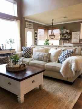 80 Elegant Furniture For Modern Farmhouse Living Room Decor Ideas (77)