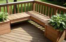 23 Awesome Built In Planter Ideas to Upgrade Your Outdoor Space (23)