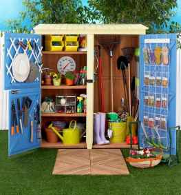 25 Awesome Unique Small Storage Shed Ideas for your Garden (11)