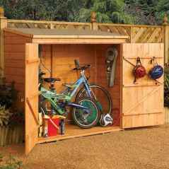 25 Awesome Unique Small Storage Shed Ideas for your Garden (14)