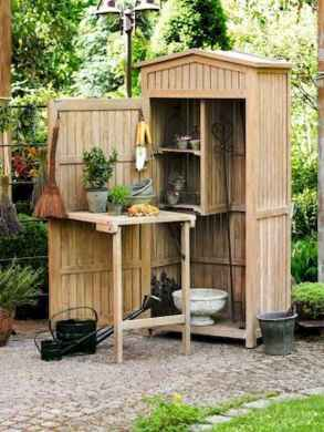 25 Awesome Unique Small Storage Shed Ideas for your Garden (2)