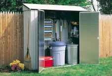 25 Awesome Unique Small Storage Shed Ideas for your Garden (20)