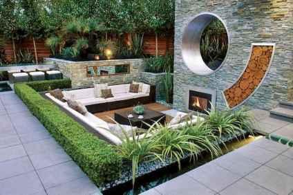25 Creative Sunken Sitting Areas For a Mesmerizing Backyard Landscape (2)