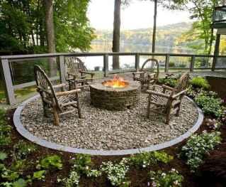 25 Creative Sunken Sitting Areas For a Mesmerizing Backyard Landscape (21)