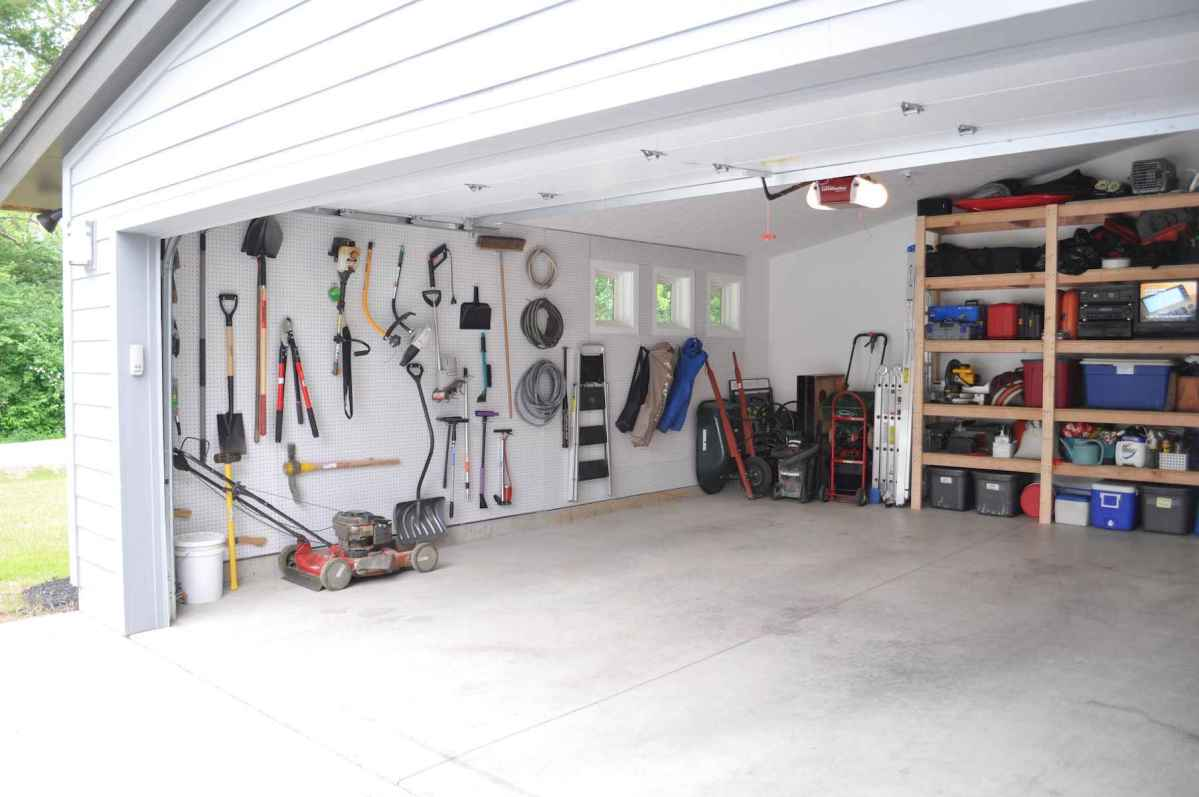 30 Amazing Garage Organization Ideas And Decoration (3)
