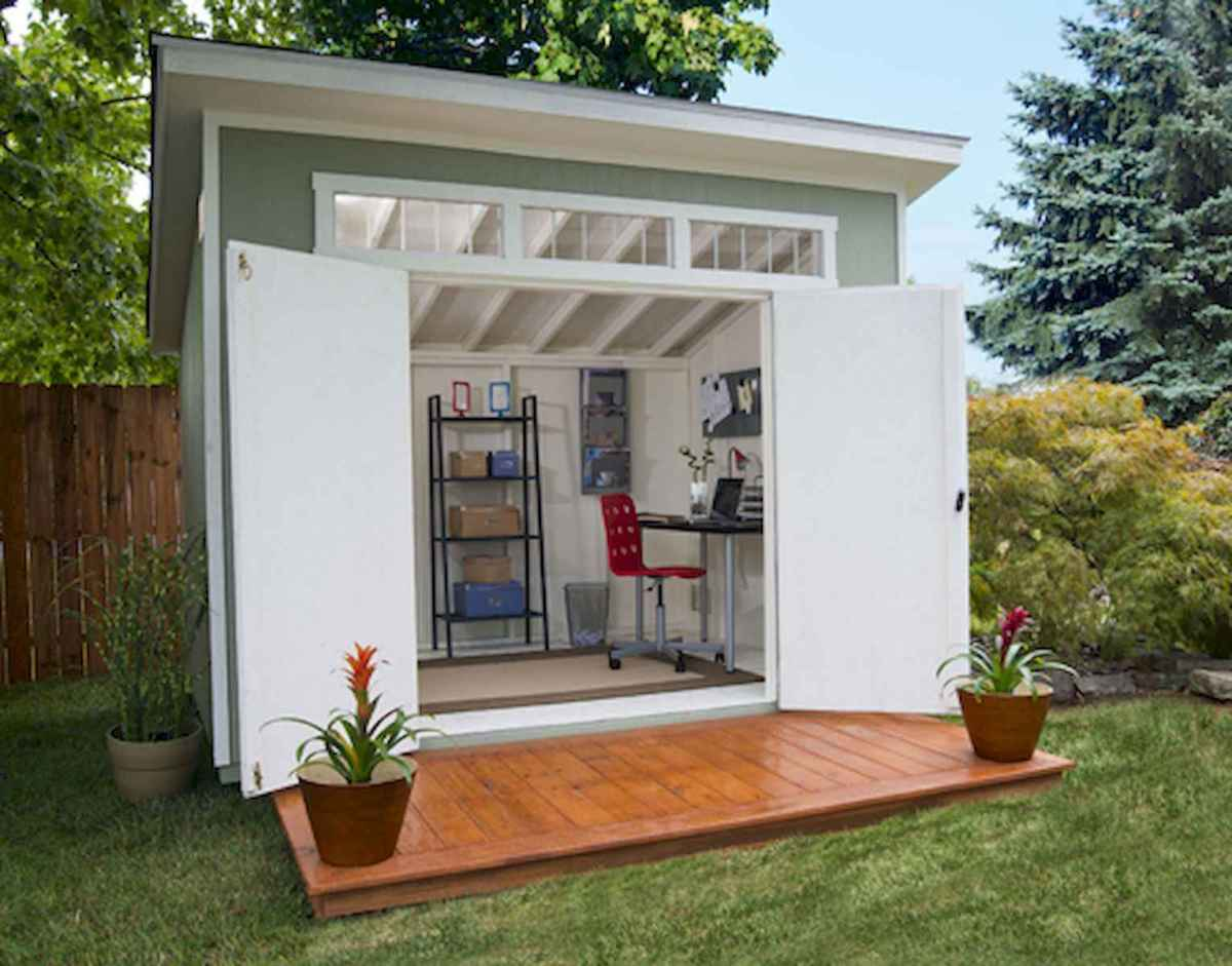 30 Garden Shed Organizations Ideas (12)