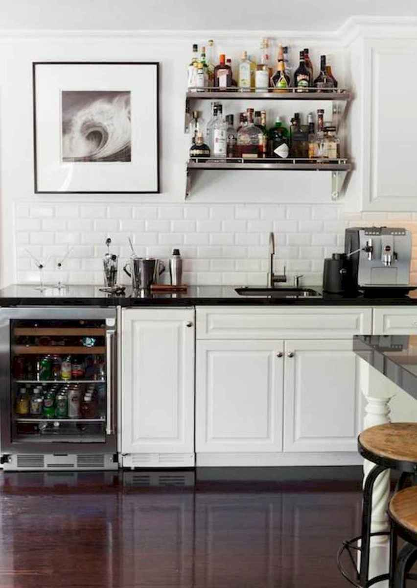 32 Awesome DIY Mini Coffee Bar Design Ideas For Your Home (22)