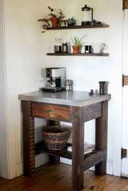32 Awesome DIY Mini Coffee Bar Design Ideas For Your Home (30)