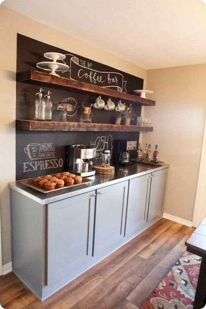 32 Awesome DIY Mini Coffee Bar Design Ideas For Your Home (5)