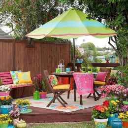33 Awesome DIY Painted Garden Decoration Ideas for a Colorful Yard (22)