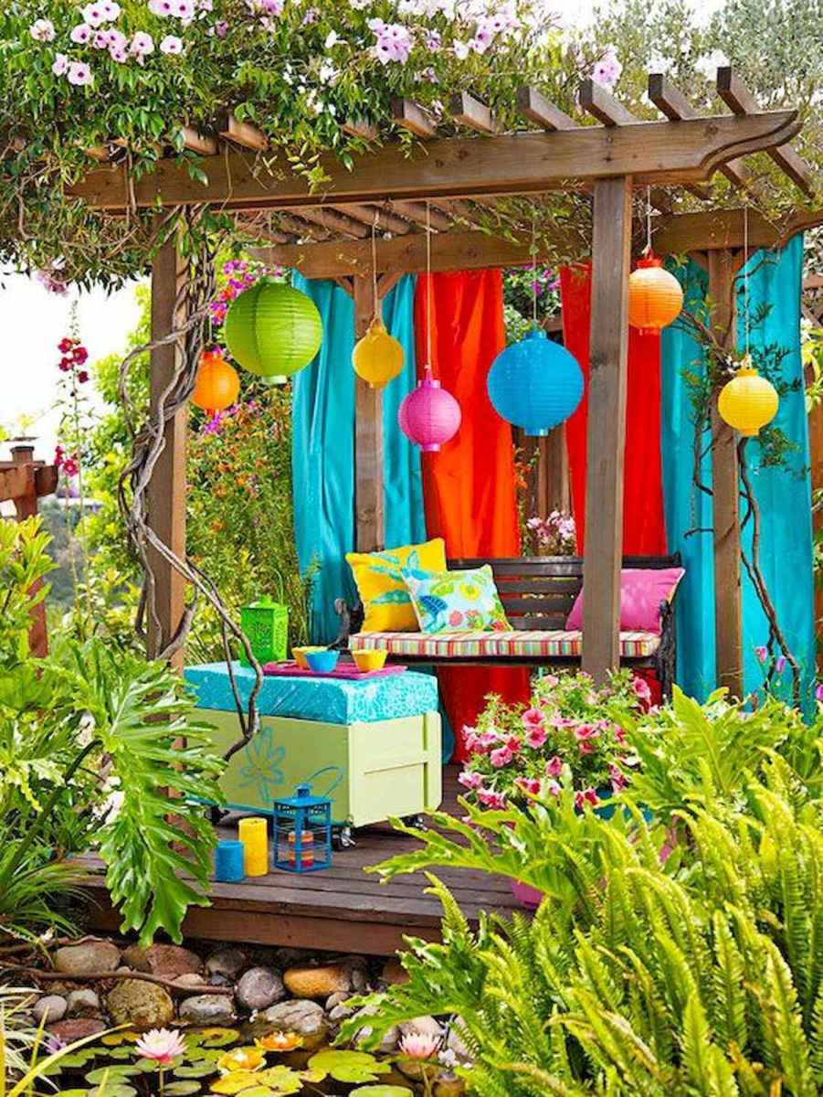 33 Awesome DIY Painted Garden Decoration Ideas for a Colorful Yard (3)