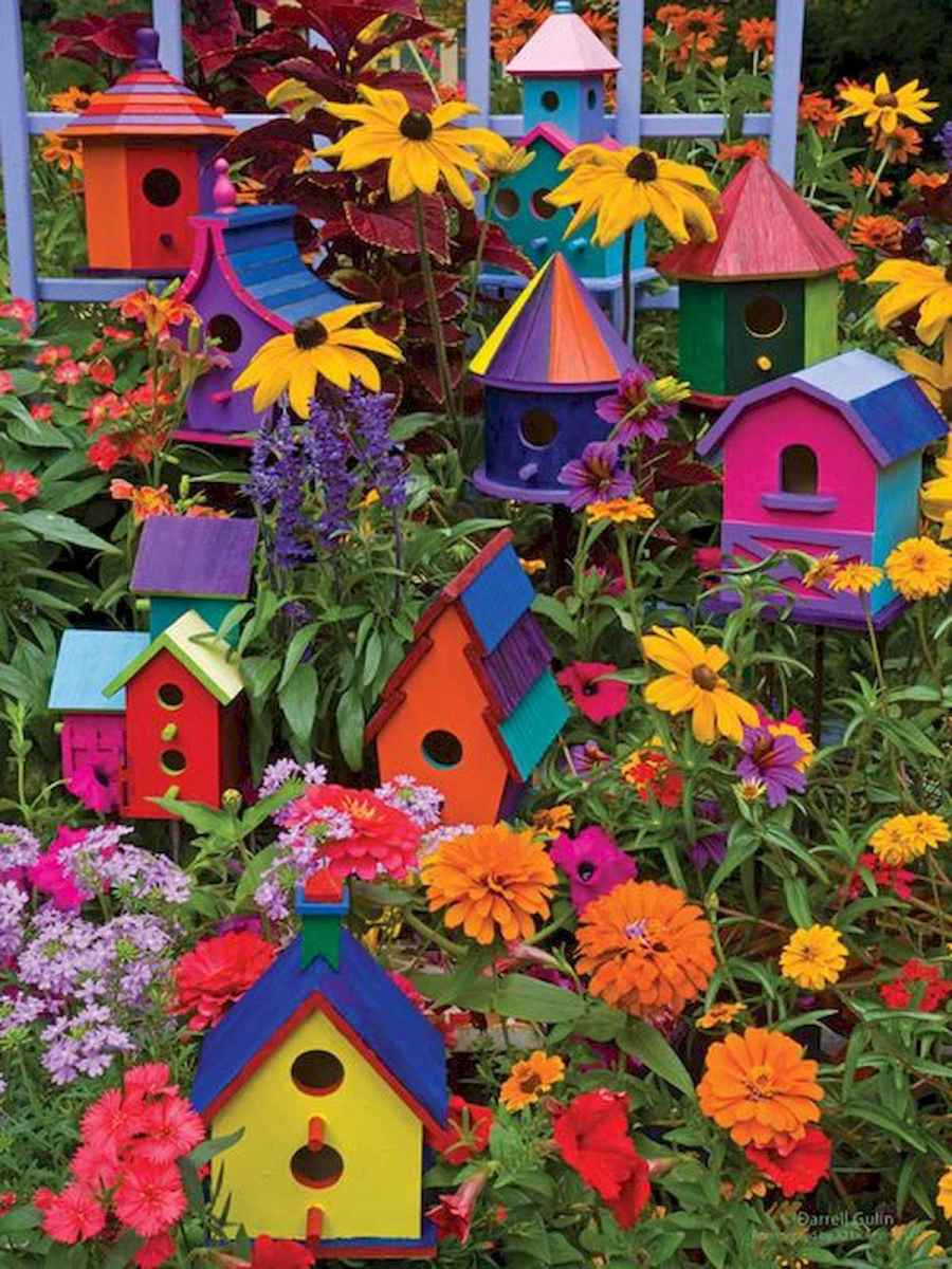 33 Awesome DIY Painted Garden Decoration Ideas for a Colorful Yard (5)