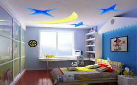 40 Awesome Wall Painting Ideas For Home (10)