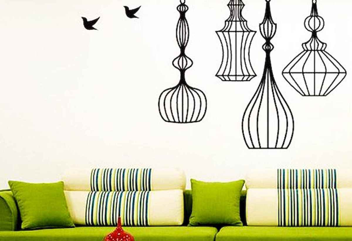 40 Awesome Wall Painting Ideas For Home (30)