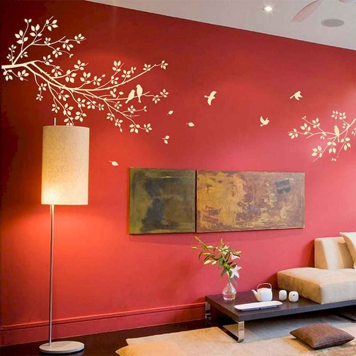 40 Awesome Wall Painting Ideas For Home (7)