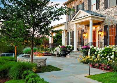 40 Inspiring Front Yard Landscaping Ideas (22)