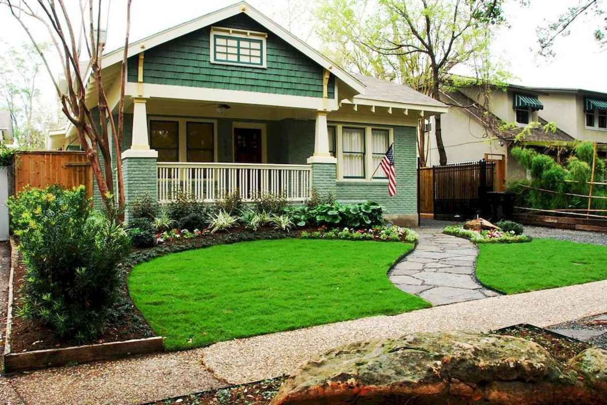40 Inspiring Front Yard Landscaping Ideas (30)