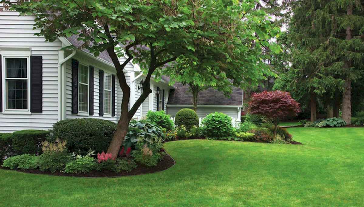 40 Inspiring Front Yard Landscaping Ideas (31)