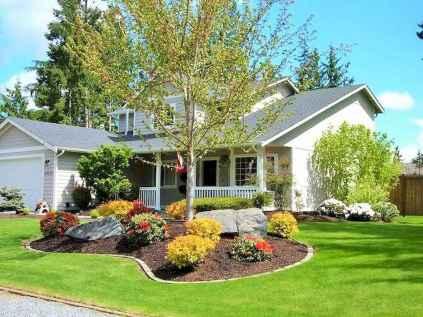 40 Inspiring Front Yard Landscaping Ideas (9)