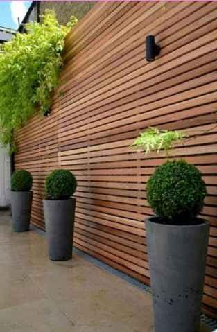 40 Unique Garden Fence Decoration Ideas (1)