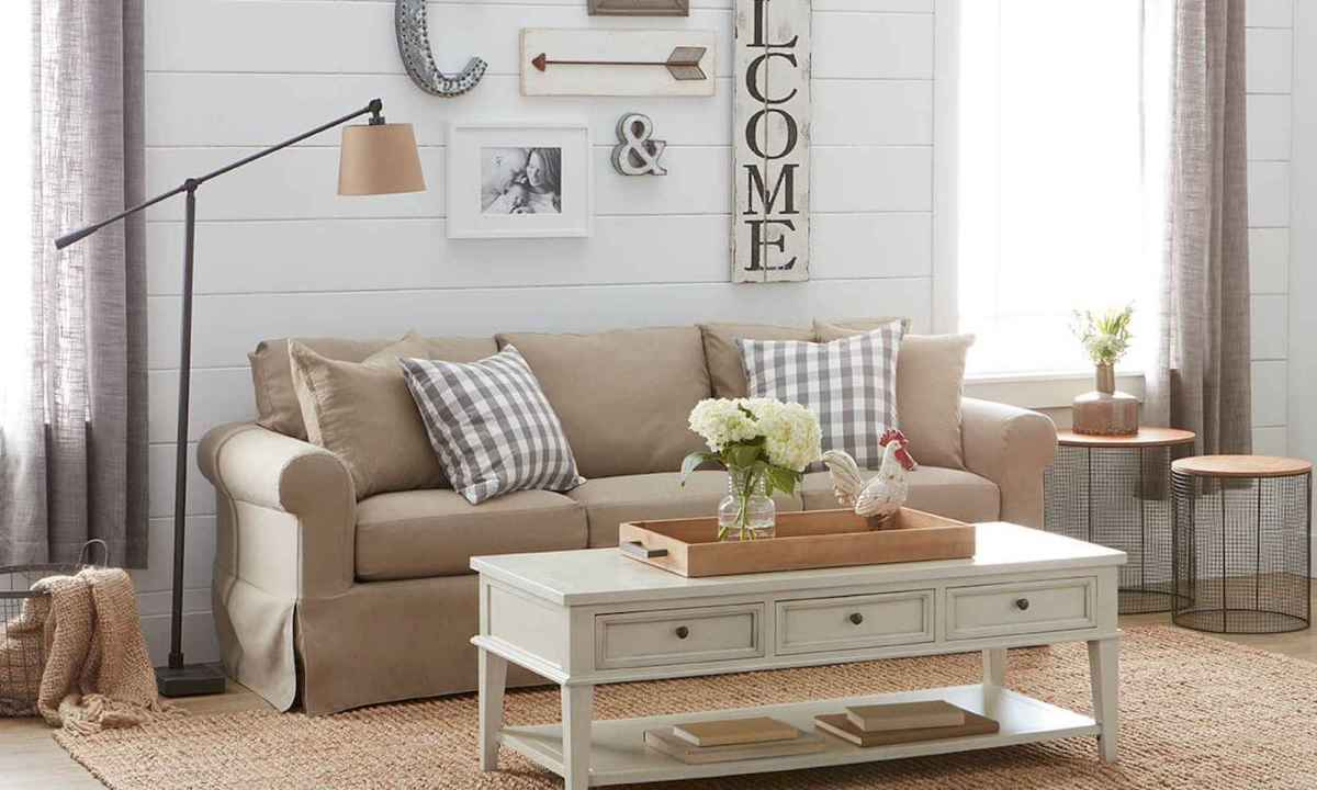 50 Rustic Farmhouse Living Room Decor Ideas (36)