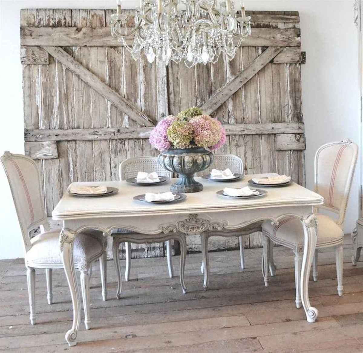 50 Vintage Dining Table Design Ideas And Decor (10)