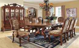 50 Vintage Dining Table Design Ideas And Decor (19)