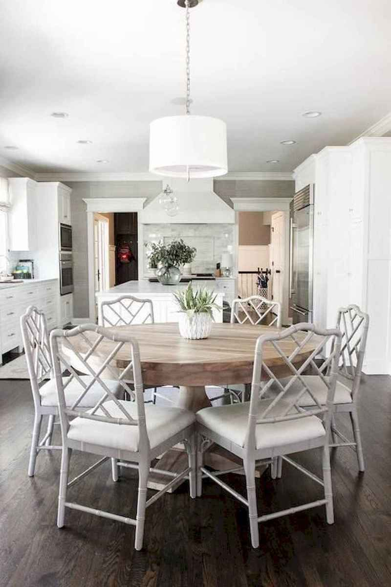 50 Vintage Dining Table Design Ideas And Decor (46)