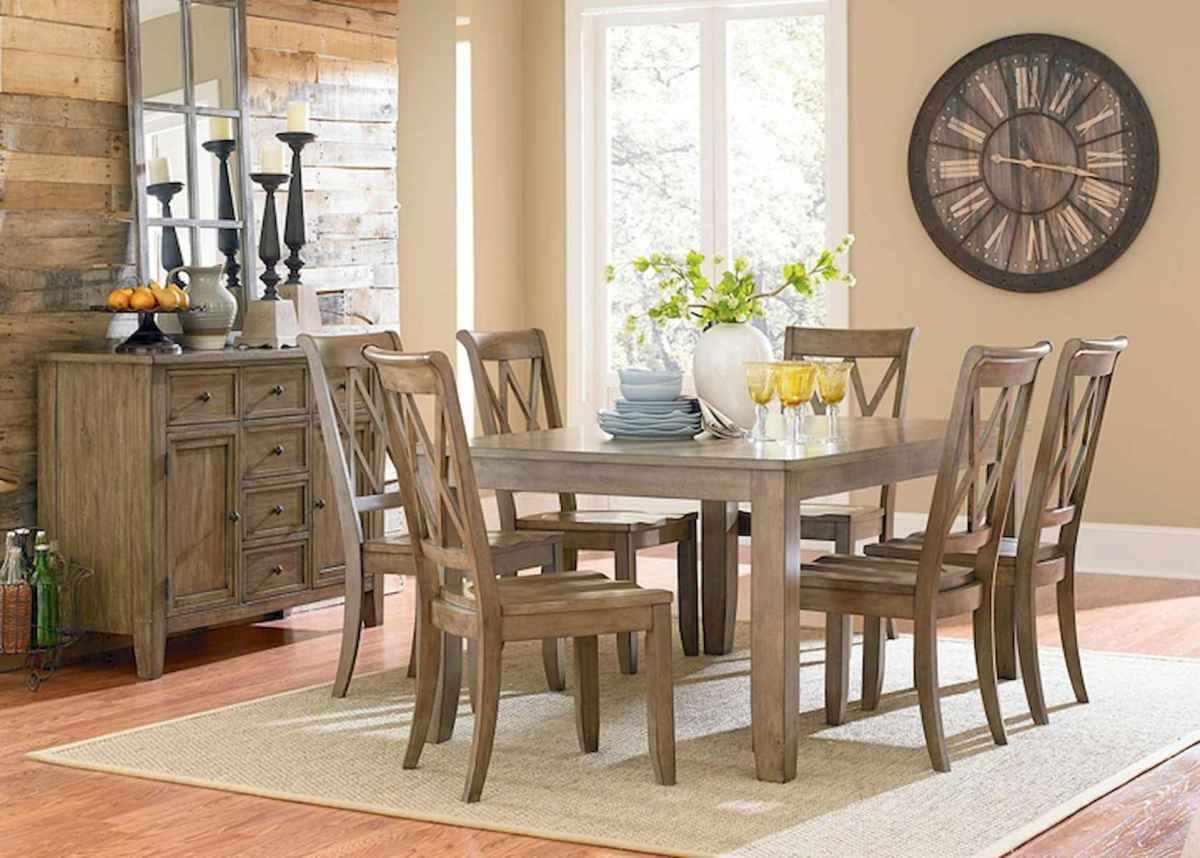 50 Vintage Dining Table Design Ideas And Decor (5)