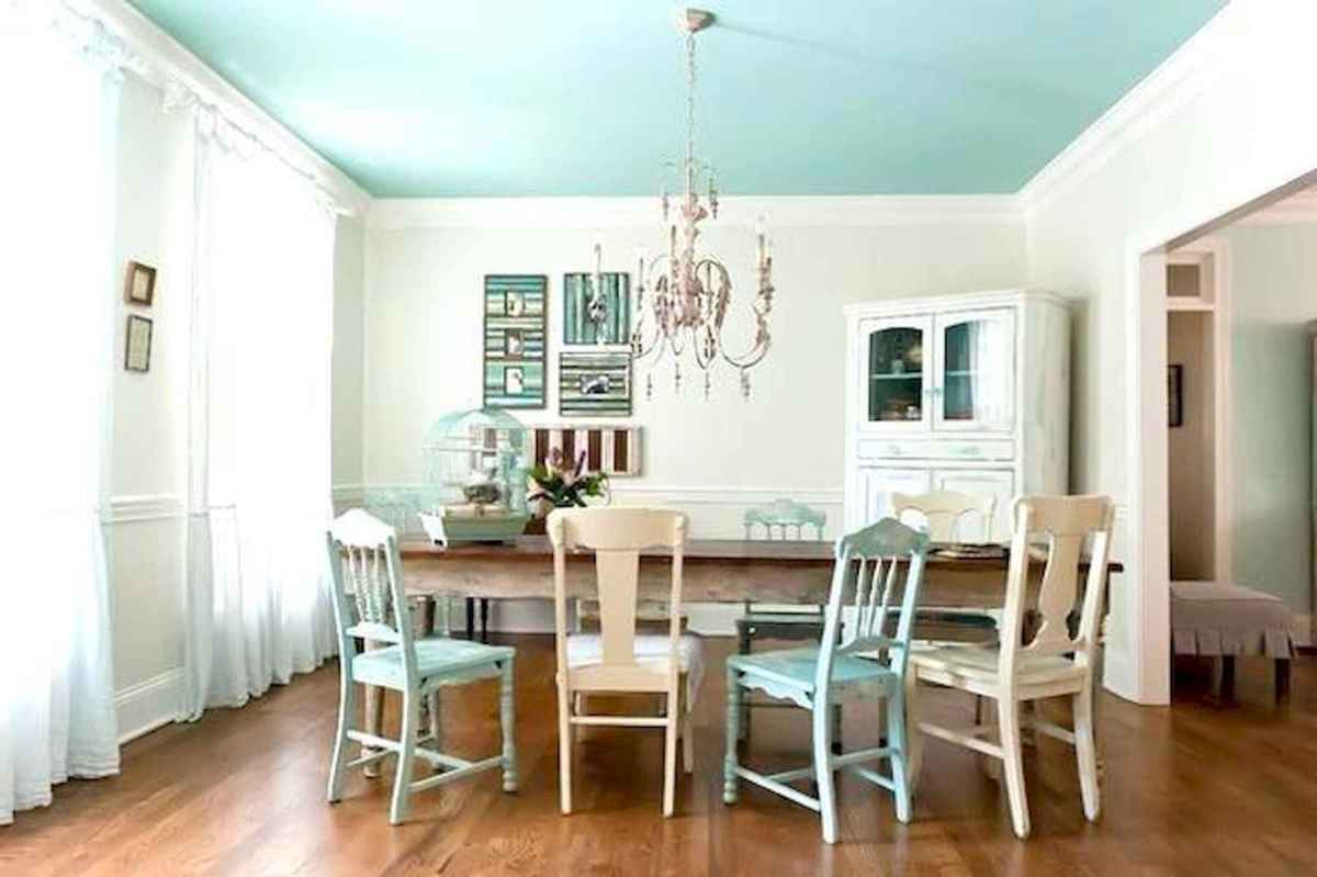 50 Vintage Dining Table Design Ideas And Decor (9)